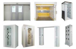 Công ty sản xuất thiết bị phòng sạch
